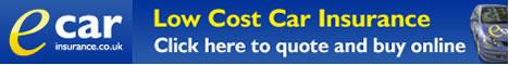 UK Auto Insurance Quote eCar