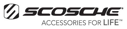 447x102 Scosche - Accessories for Life