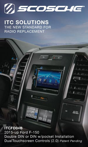 Integrated Touchscreen Solutions retain vehicle settings - Scosche.com