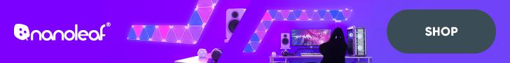 Get Nanoleaf LED lighting at the Nanoleaf Shop USA!
