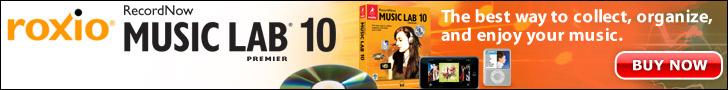 Buy New! RecordNow 10 Music Lab Premier