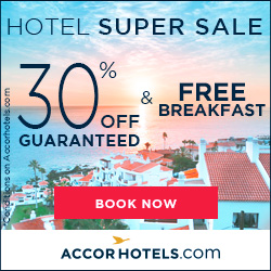 40% off your hotels this summer
