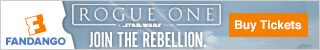 Rogue One: A Star Wars Story Tickets