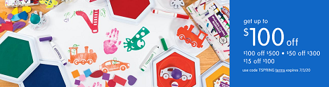 STEM PRODUCTS ON SALE! Save Up To $100 OFF Plus Free Shipping On Orders Over $99! Use Code: TSPRING - $100 Off $500, $50 Off $300, $15 Off $100! Hurry Sale Ends 9/30/20!