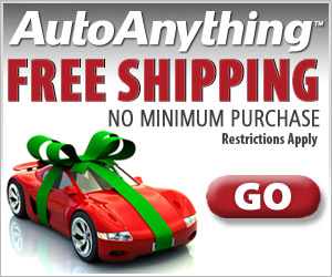 Free Shipping - No minimum purchase at AutoAnythin