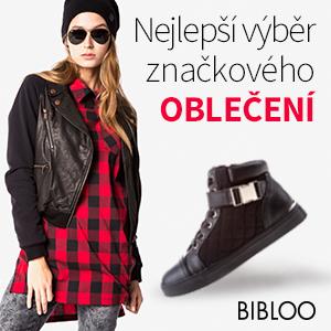 Největší značkový obchod s oblečením na internetu - Bibloo.cz