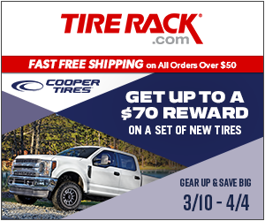 The Hankook Summer Road Trip Rebate. Get Up to $80 Back.