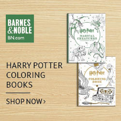 Don't Miss Out on the Latest Harry Potter Coloring Books! Shop BN.com