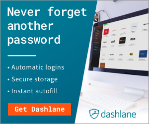 Dashlane - Never Forget another password