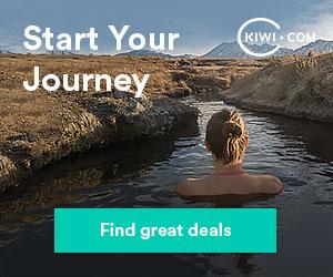 Kiwi - Find cheap flights