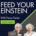Feed your Einstein with Focus Factor