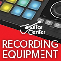 Recording equipment category at GuitarCenter.com