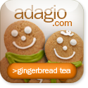 Gingerbread Christmas Tea