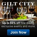 Up to 55% off at Gilt City