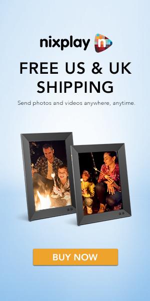 Free US & UK Shipping