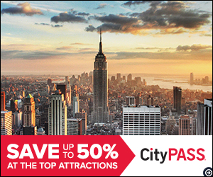 City Pass, Save on tourist attractions.