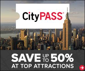 Billets d'attraction prépayés CityPASS