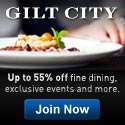 Up to 75% off at Gilt City