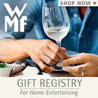 WMF Cookware Gift Registry