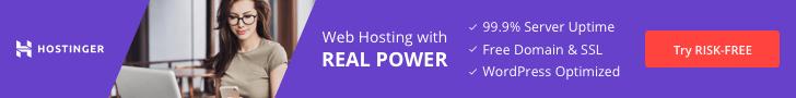 Hostinger - Best Premium Web Hosting