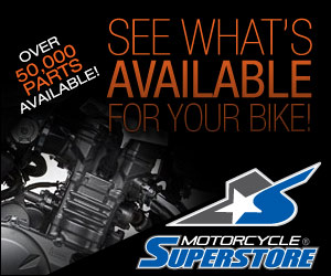 Use our Parts Finder for your motorcycle needs!