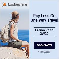 One Way Travel, One way flight deals