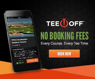 No Booking Fees - TeeOff