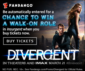 Have you bought your #Divergent Tickets yet?