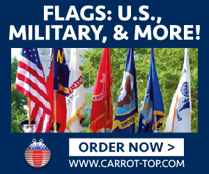 Buy American Flags online.  All flags, flagpoles, flagpole lights and more.