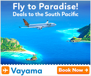 Fiji Airways: Welcoming you to be part of our extended Fijian family! Compare & Save with Vayama™.