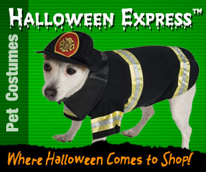 Adorable Pet Costumes from Halloween Express