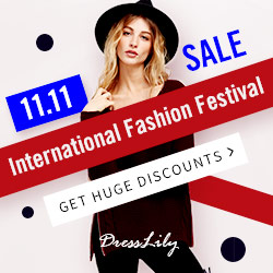 11.11 Sale: International Fashion Festival