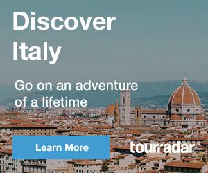 Tourradar - Discover Italy