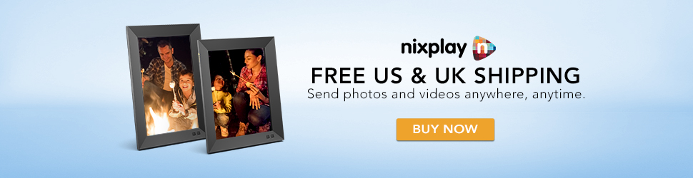 Free US & UK Shipping Smart Photo Frame