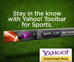 Yahoo! Sports Toolbar - 300x250