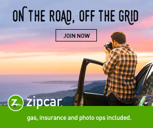 Zipcar featured sale