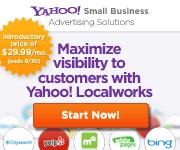 Yahoo Localworks - 180x150