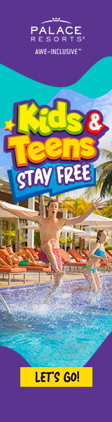 Vacation Packages 2x1 at Moon Palace Cancun.