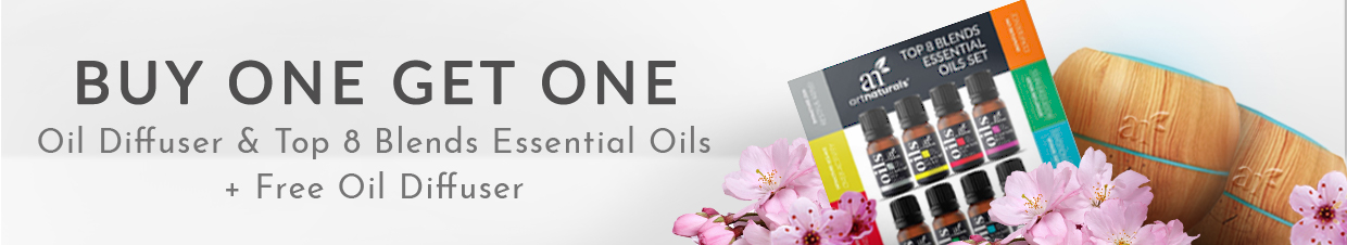 Buy One Get One – Free Diffuser 1240 x 226 Category Top 8 Blends