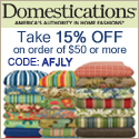 Take 15% OFF on orders of $50 or more Code: AFJLY