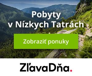 Pobyty v Nízkych Tatrách