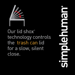 Visit us at simplehuman.com