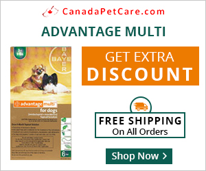 Fast Flea Control & Prevention at 10% Extra Off + Free Shipping @ CanadaPetCare.com