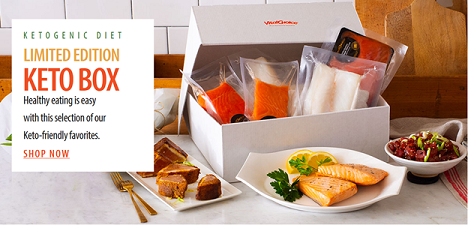 Now Available! Limited Edition Keto Box! Healthy Eating Is Easy With This Selection Of Keto-Friendly