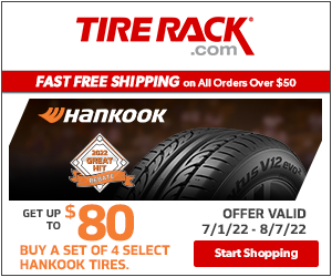 Hankook: Great Hit! Get a $50 Rebate