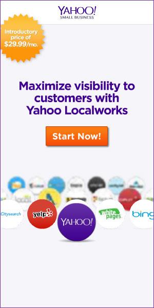 Yahoo Localworks - 300x600