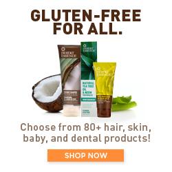 Desert Essence Gluten Free