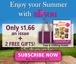 All You Magazine Summer Essentials Offer