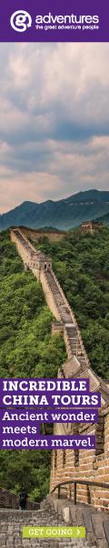 G Adventures China Tours
