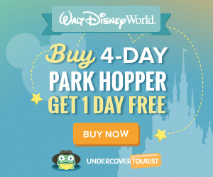 Discount Disney Tickets